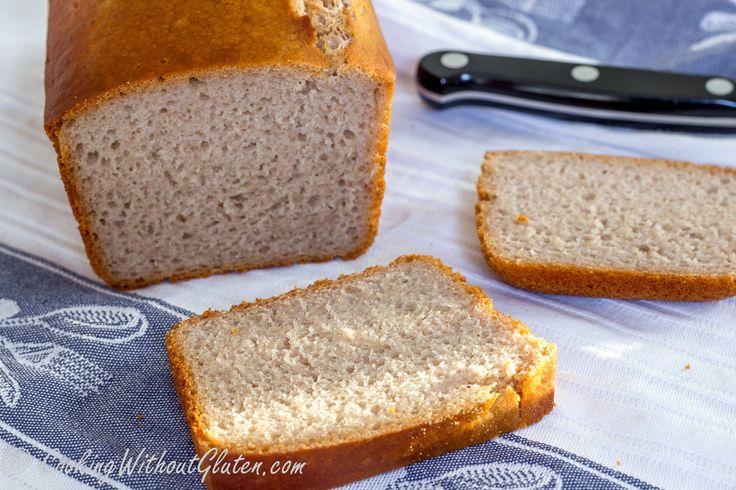 Смесь без глютена Серый хлеб