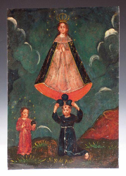 """""""La Virgen del Pueblito"""" - Mexico"""