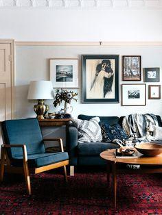 Living room ideas: Vintage industrial living rooms for your living room decor | www.livingroomideas.eu