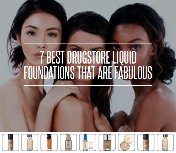 7. L'Oreal Visible Lift Repair Absolute Foundation - 7 Best Drugstore Liquid Foundations That Are Fabulous ... → Makeup