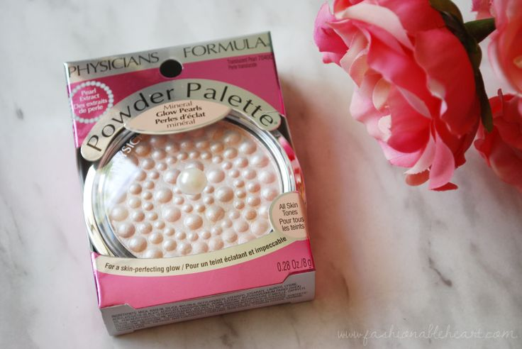 Physicians Formula Mineral Glow Pearls in Translucent Pearl