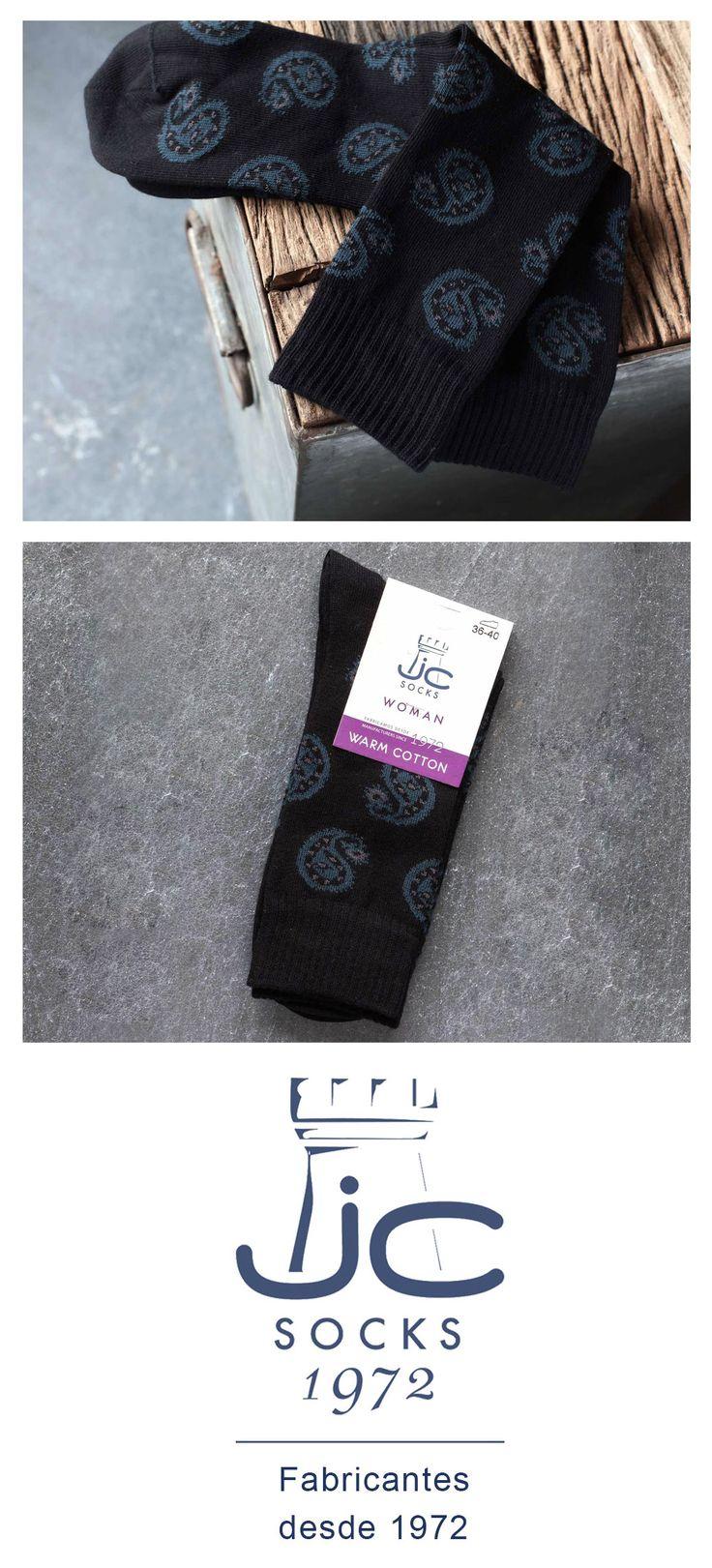 Calcetines mujer invierno. Fabricantes de calcetines desde 1972