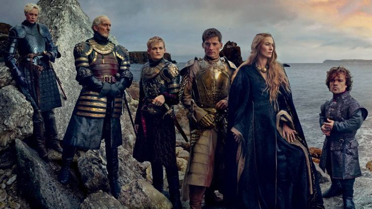 game-of-thrones. Les lannister