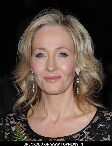 J.K. Rowling- Famous INFJ
