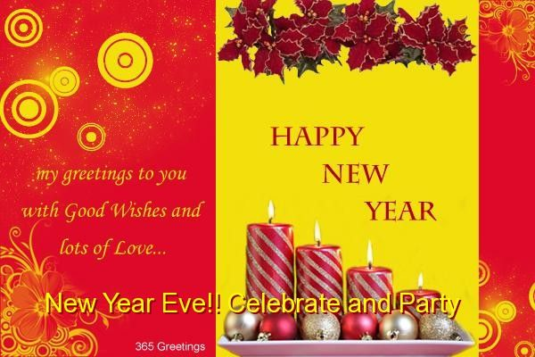 New Year Greetings Wishes and New Year Messages