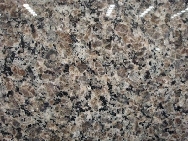 New Caledonia Granite Brazil Grey Granite Basement Bath