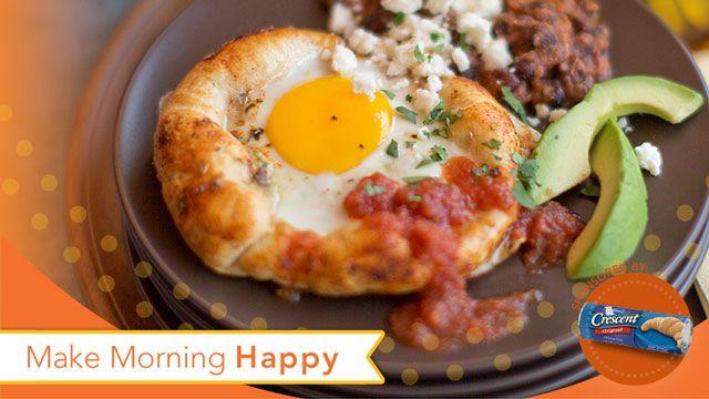 Huevos Rancheros Tarts | Favorite recipes | Pinterest | Huevos ...
