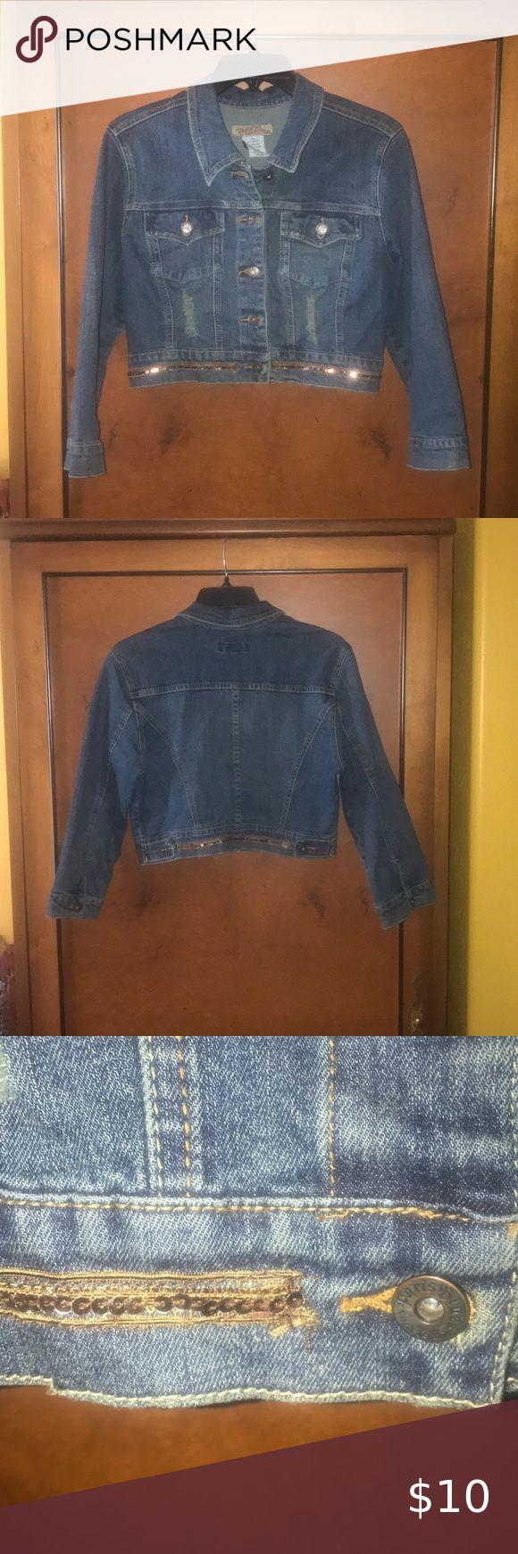 Paris Blues Short Jean Jacket Jean Jacket Blue Shorts Jackets [ 1740 x 580 Pixel ]