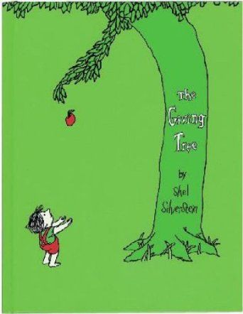 The Giving Tree - my all time favourite