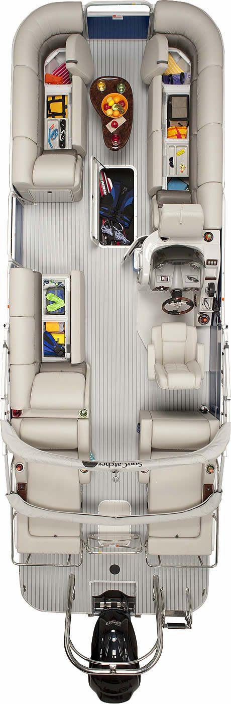 Elite 326 SS | SunCatcher Pontoons by G3 Boats