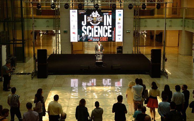 Impresiile redacției Știință & Tehnică despre Sci+Fi FEST 2016