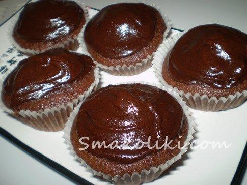 Кексы с кока-колой. Пошаговый рецепт с фото на Smakoliki.com