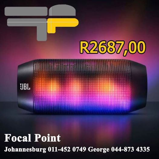 This fun gadget is the JBL Pulse its a portable speaker that works with Bluetooth, what makes it unique is that its got rhythm operated LED lights that can be custom set to your own style. #gadgets #lifestyle #technology