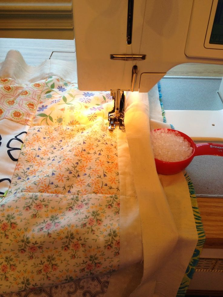 I saw a post on Facebook for How To Make A Weighted Blanket (Sensory Friendly) from the web site Mama Smiles . It looked interesting so I t...