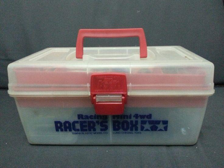 Racer's box