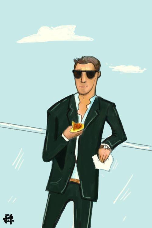 Taco Ryan Gosling . Crazy, Stupid, Love.