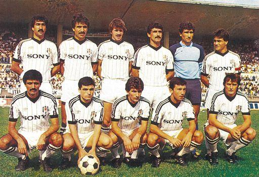 Beşiktaş 1984-1985