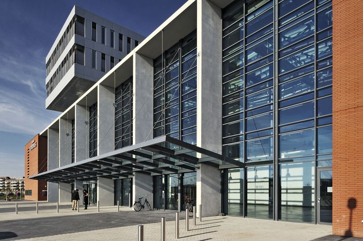 St. Antonius Ziekenhuis Utrecht - hospital - architecture #dJGAarchitecten