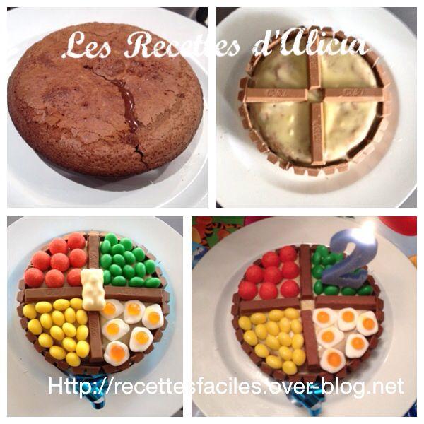 112 Best Gateau Anniversaire Enfant Images On Pinterest Sugar Cake Designs And Children