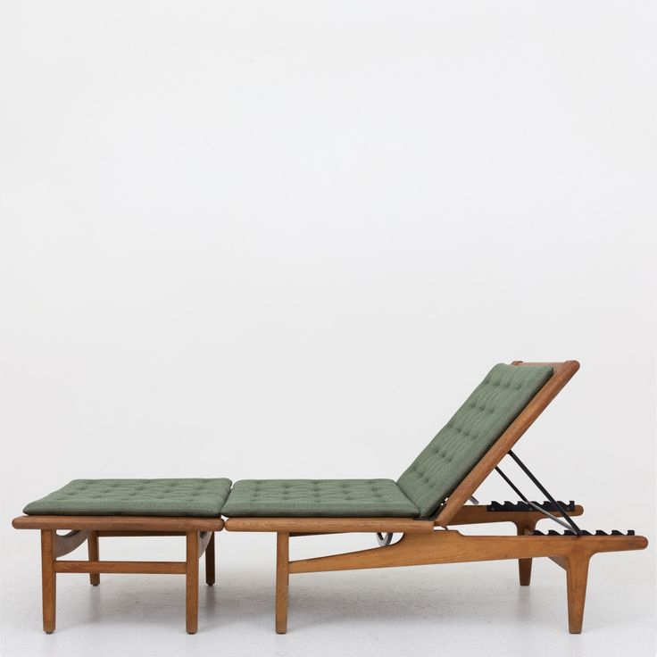 GE 1 - Daybed in oak