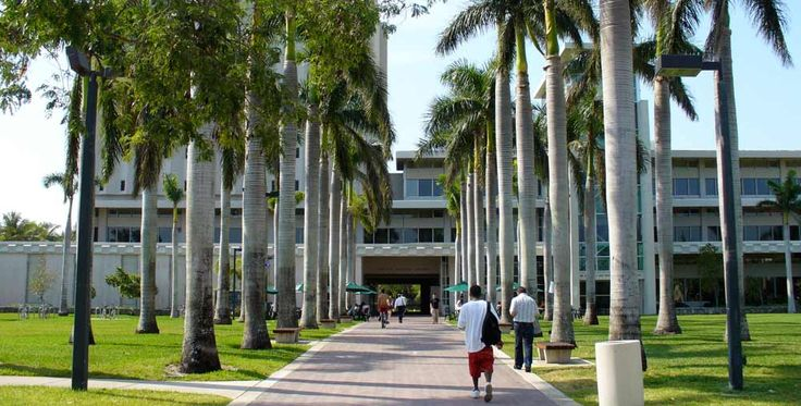 University of Miami campus, Coral Gables