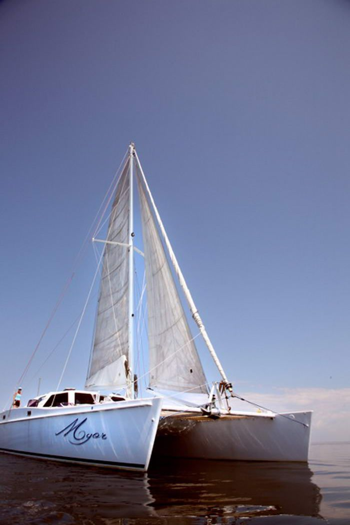 Chris White Atlantic 55 for sale by Owner, cruising catamaran for sale, catamaran for sale