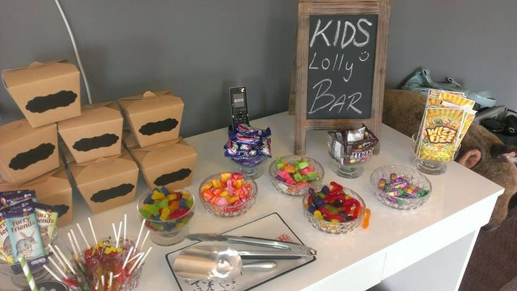 Kids Lolly Bar