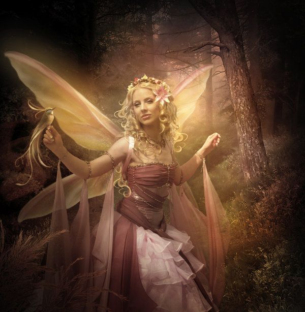 Aladas - The Fairy Queen ~by Elena Dudina: