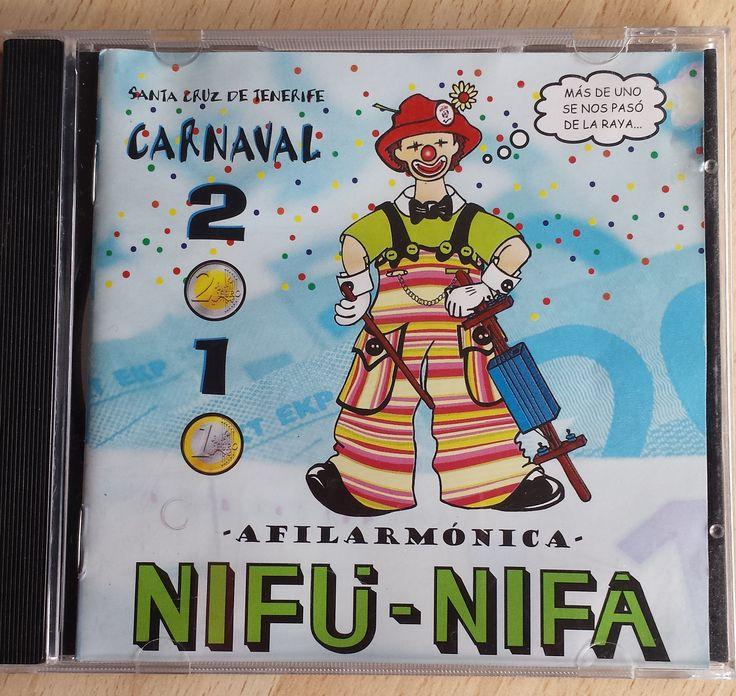 Vendo Cd Nifú-Nifá, año 2010, Carnaval de Santa Cruz de Tenerife. Cómpralo aquí: http://www.todocoleccion.net/musica-cds/cd-nifu-nifa-2010-carnaval-santa-cruz-tenerife~x46369865