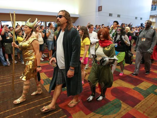 Gen Con threatens to move convention if Gov. Mike Pence signs religious freedom bill