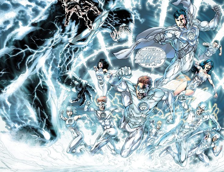 Bacakomik | Baca komik The Complete Blackest Night Chapter 076