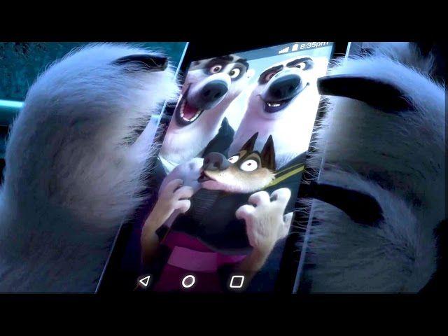 Selfies with Polar Bears - ZOOTOPIA Movie Clip