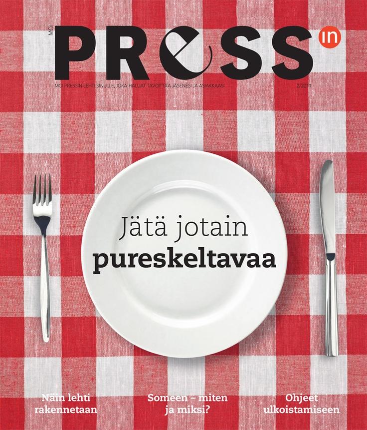 Pressin 2/2011 (Versio 3). Lue lehti: http://www.issuu.com/mcipress/docs/pressin0211