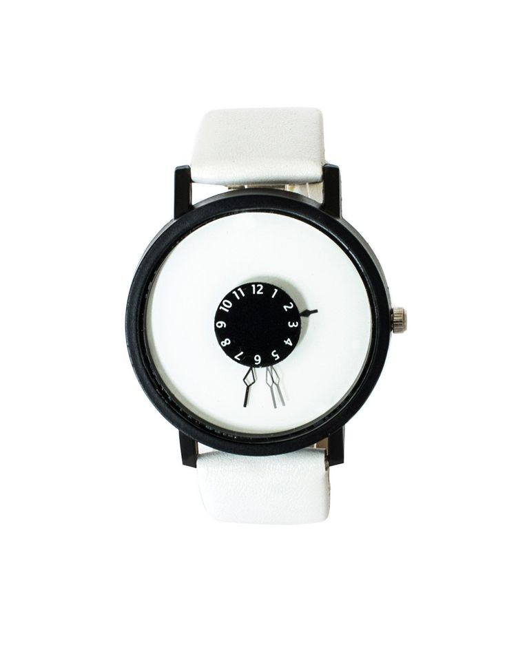 RYU Disc Watch White