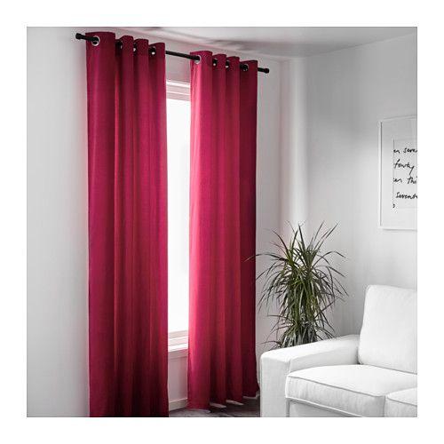 "My closet curtains- SANELA Curtains, 1 pair - 55x98 "" - IKEA---For my room"