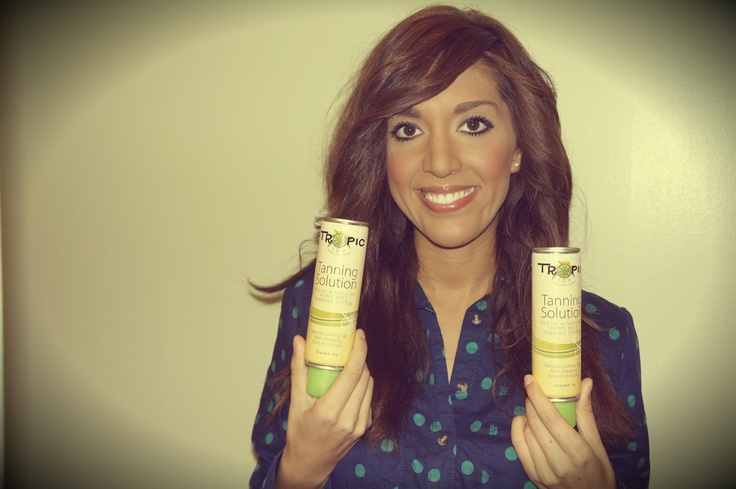 Farrah from Teen Mom on MTV loves her Tropic Spa Home Mist Tan unit- No Appointment Necessary You Got Your Tan @ Home www.tropicspatan.com @f1abraham