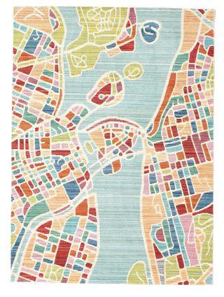 Stockholm teppe 130x190