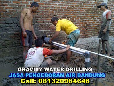 jasa pengeboran air tanah di bandung