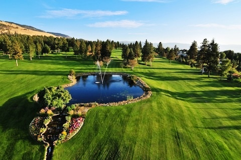 Sunset Ranch Golf and Country Club at 5101 Upper Booth Rd South Kelowna, BC V1X 7V8