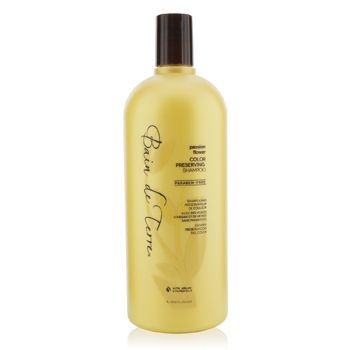 Bain De Terre Hair Care Passion Flower Color Preserving Shampoo (For Color-Treated Hair)
