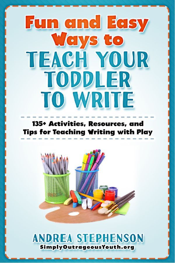 Over 135+ Activities, Resources, and Tips for Teaching Writing Through Play