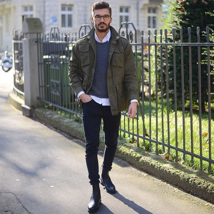Men's Fashion — menstylica:   justusf_hansen