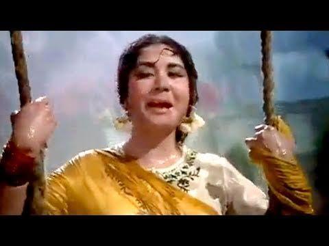 Pad Gaye Jhule - Lata Mangeshkar, Asha Bhosle, Bahu Begum Song