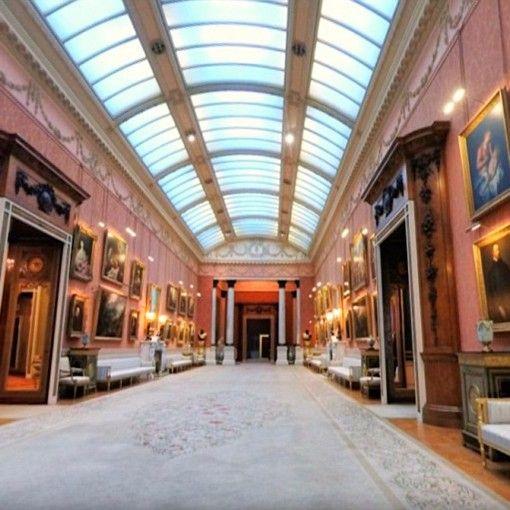 buckingham palace - Inside Buckingham Palace