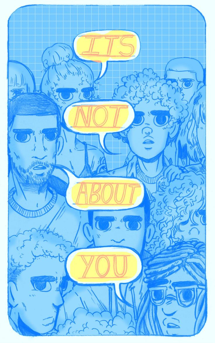 Rookie >> It's Not About You by Akilah Hughes // Good reminder to listen