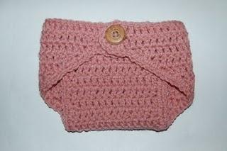 Newborn Diaper Cover Pattern