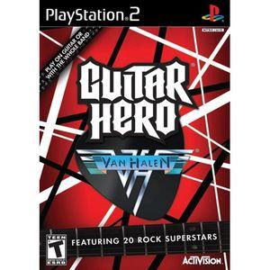 Guitar Hero Van Halen - PS2 Game