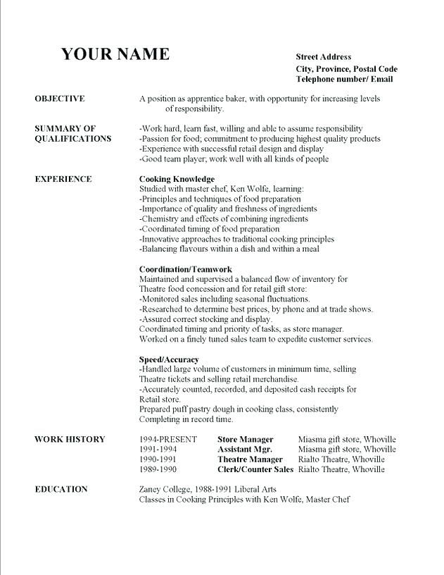 79 Inspiring Images Of Sample Resume For Caregiver Position