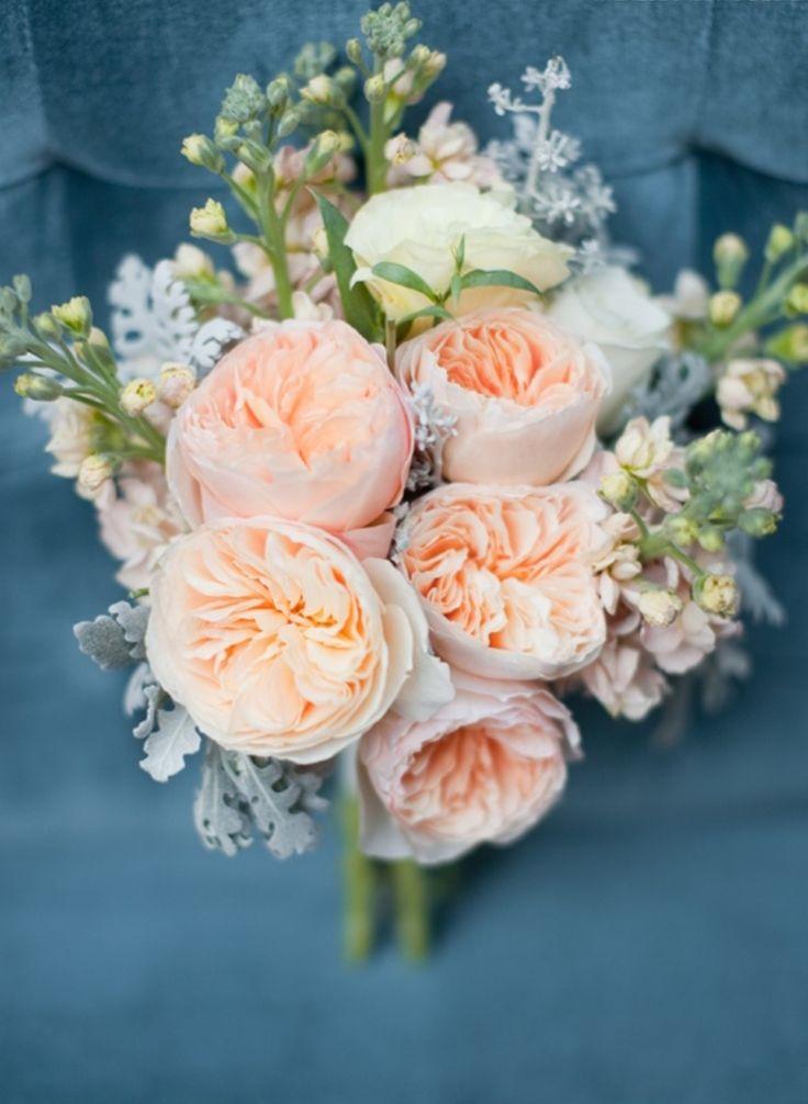 Peach Garden Rose Bouquet Ideas Pinterest Gardens The O 39 Jays And Garden Rose Bouquet