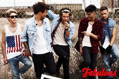 One Direction- Fabulous Magazine 2013 | Inbetweeners Dance ... Zayn Malik 2014 Photoshoot Fabulous